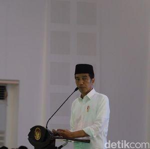 Jokowi: Saya Ambil Freeport, Ketemu Trump Nggak Ngomong Apa-apa