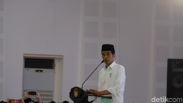 Kampanye Terbuka Pertama, Jokowi Usung Kegembiraan di Jalanan