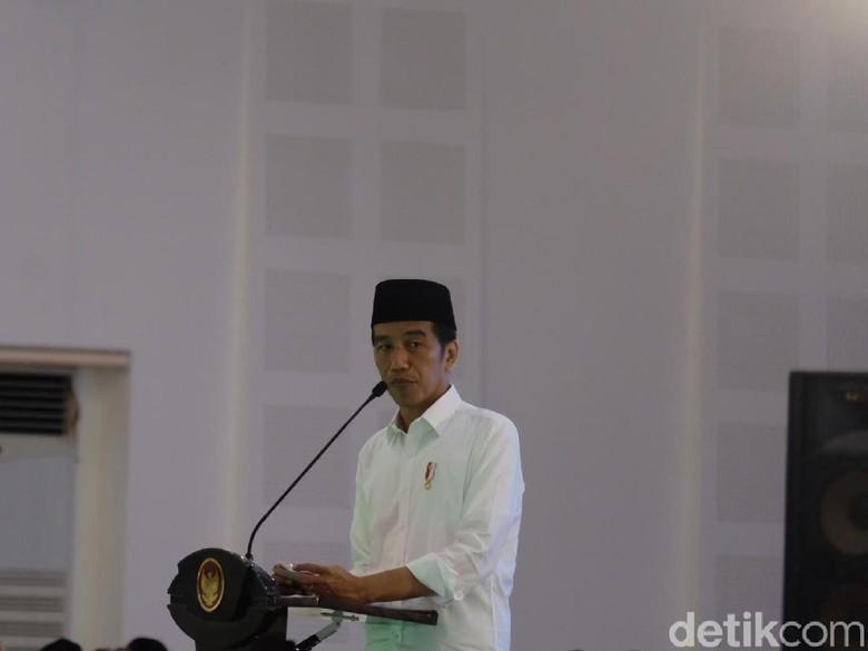 Jokowi Minta Sekolah yang Rusak Akibat Banjir Sentani Segera Diperbaiki