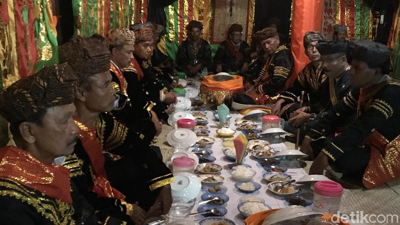 Suasana di Festival Seribu Rumah Gadang(Jeka Kampai/detikcom)