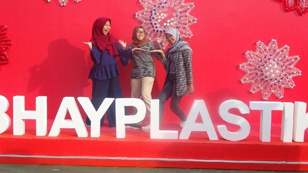 Yuk Bantu Pemkot Bandung Kurangi Sampah Lewat #BhayPlastik