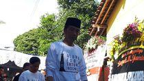 Jokowi Takziah ke Rumah Duka Ketum Seknas M Yamin