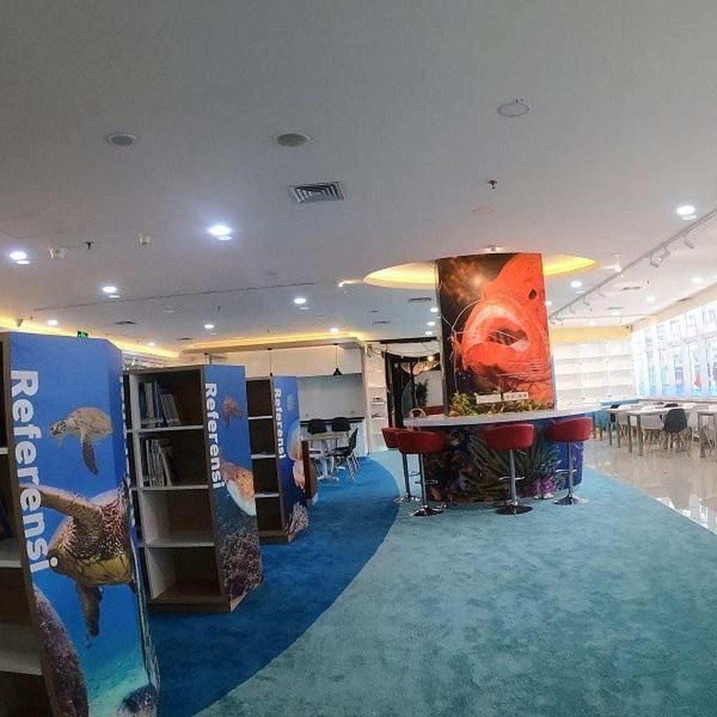 Satu Lagi, Perpustakaan Keren di Tengah Jakarta