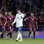 Kembalinya Messi Tak Mampu Selamatkan Argentina dari Kekalahan