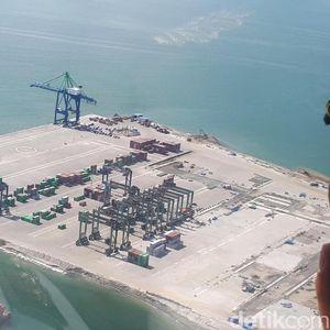 Mengintip Pelabuhan Baru Makassar yang Mau Diresmikan Jokowi