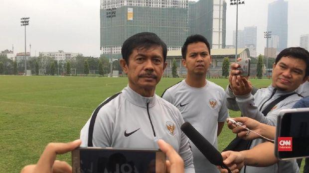 Indra Sjafri membantah semua tudingan netizen terkait Timnas Indonesia U-23.