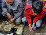BNN Ungkap Jaringan Narkotika Malaysia di Depok, 20 Bungkus Sabu Disita
