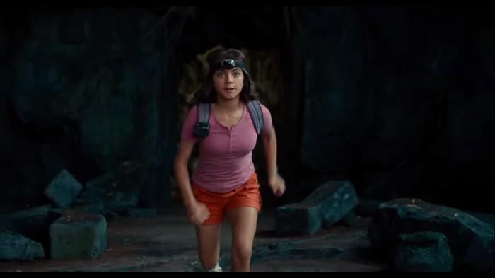 Cuplikan adegan dalam trailer film