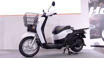 Skutik Honda untuk Antar Barang