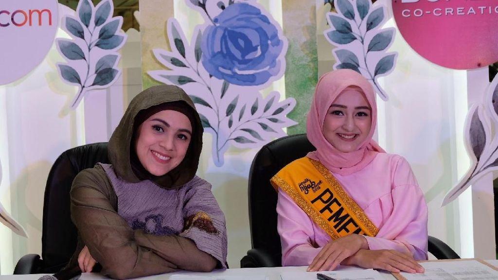 Juri Nycta Gina Bagikan Tips untuk Peserta Sunsilk Hijab Hunt 2019