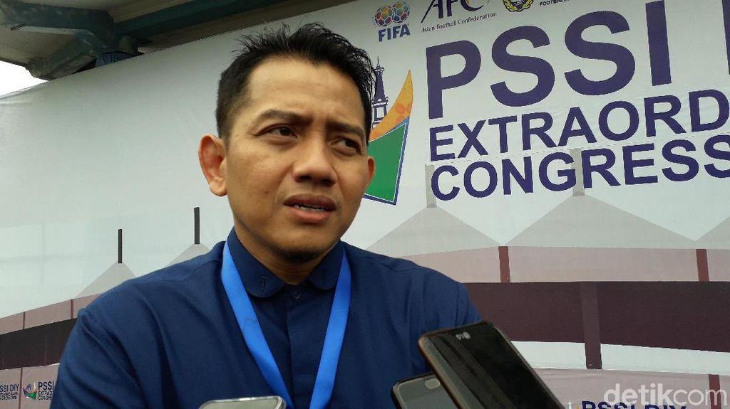 Rencana-rencana Ahmad Syauqi Setelah Jadi Ketua Umum Asprov PSSI DIY