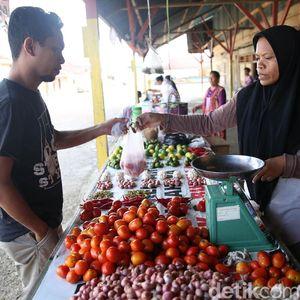 Geliat Perekonomian Pasar Madopolo Halmahera Selatan