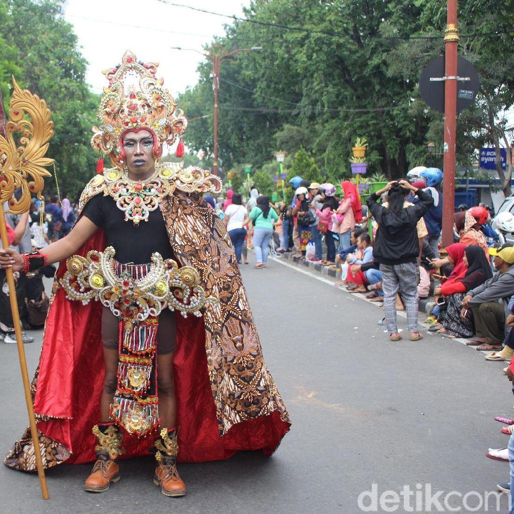 Delta Carnival Meriahkan Puncak Peringatan HUT ke-160 Sidoarjo
