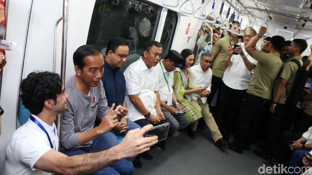 Anies dan DPRD Belum Kompak soal Tarif MRT