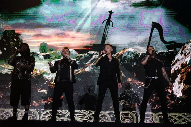 Boyzone Foto: Hanif Hawari