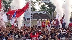 Jokowi ke Masyarakat Banten: Pilih Baju Putih, karena Putih Adalah Kita