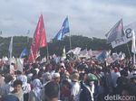 Di Kampanye Akbar, Prabowo Minta Pendukung Tak Hina Orang Lain