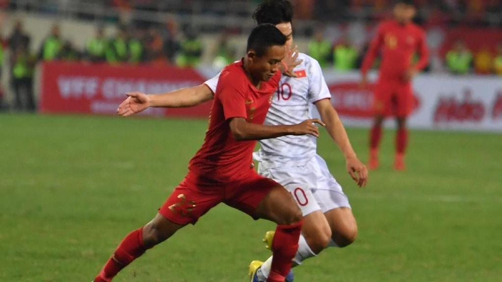 Dikalahkan Vietnam, Indonesia Gagal ke Piala Asia U-23 2020