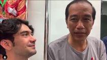 Bareng Reza Rahadian, Jokowi Titip Pesan Nih Guys Kalau Ingin Naik MRT