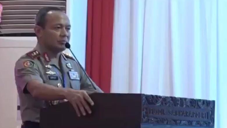 Berawal dari Barak, Polri Perbarui Semangat Pendidikan Polisi