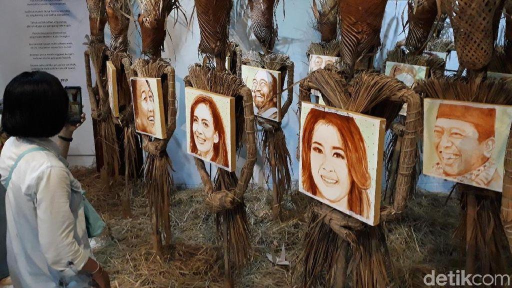 Pameran Memedi Sawah, Mengajak Bangsa Indonesia Melawan Ketakutan