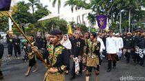 Foto Serunya Raja-raja Nusantara Kumpul Bareng di Ciamis