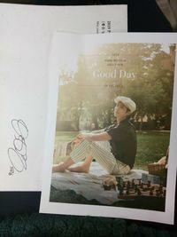 Park Bo Gum Bikin Surat Cinta untuk Fans Indonesia, Isinya Menyentuh