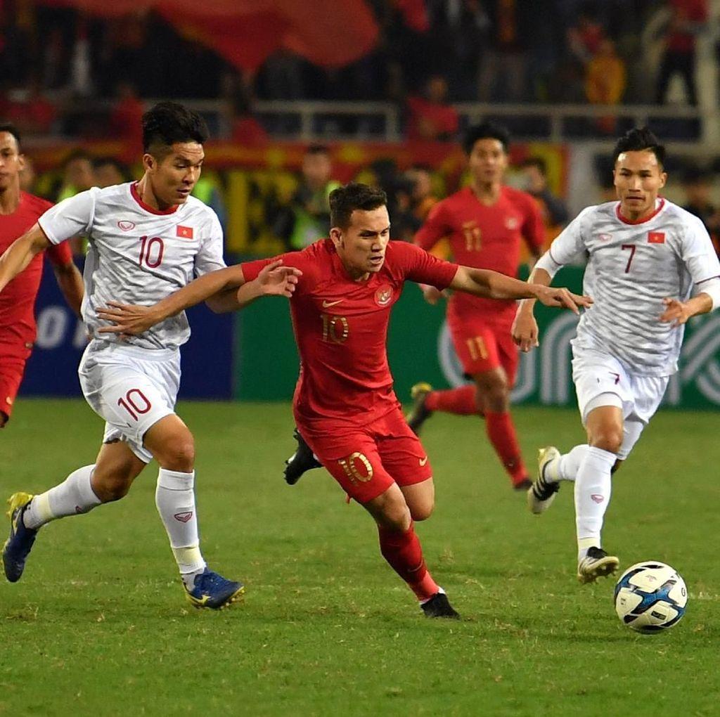 Indonesia Didepak Vietnam di Injury Time