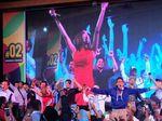 Bawakan Selow, Duet Sandi-Cita Citata Bikin Milenial Sragen Bergoyang