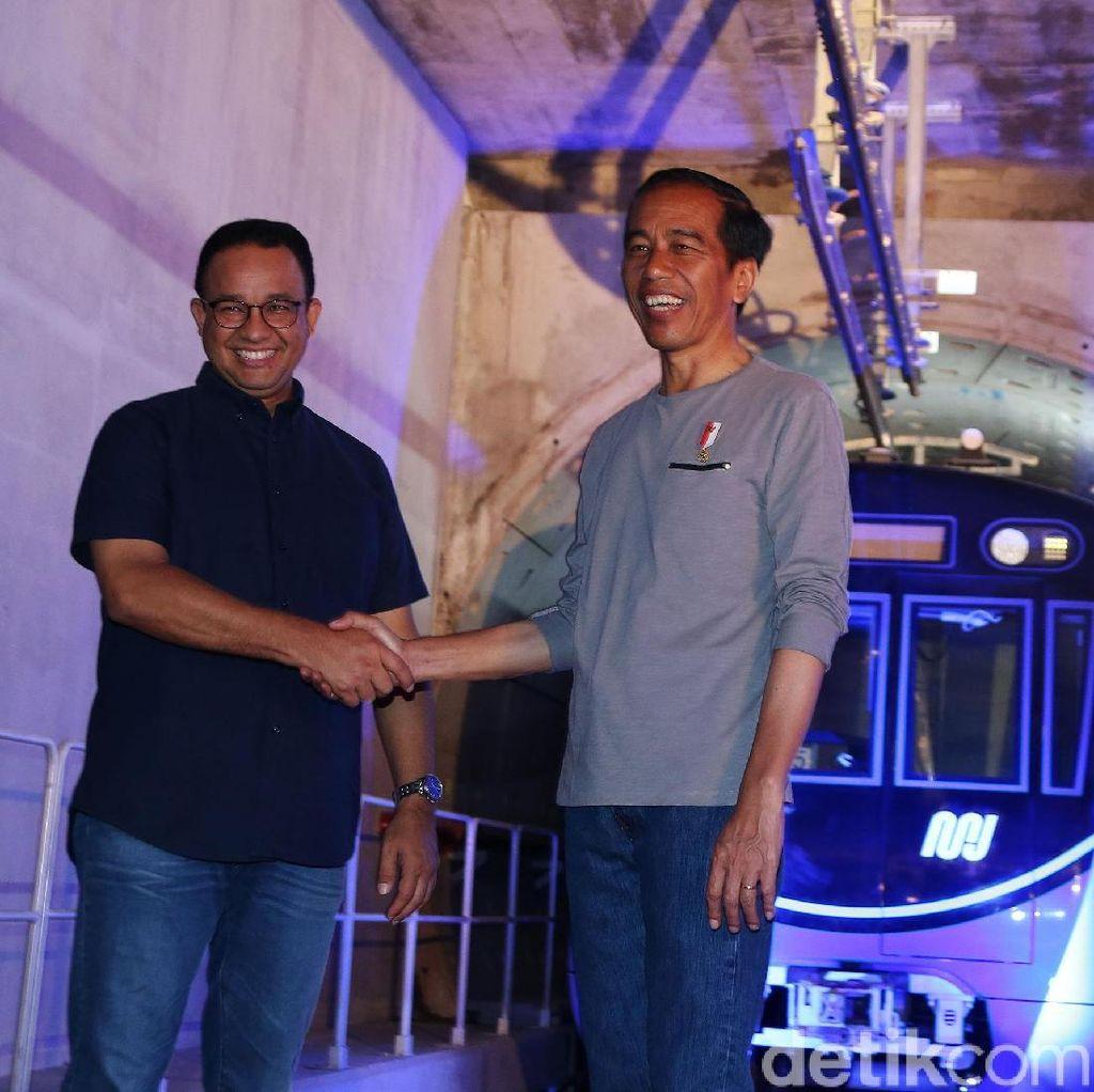 Tepuk Tangan Peresmian MRT untuk Siapa?