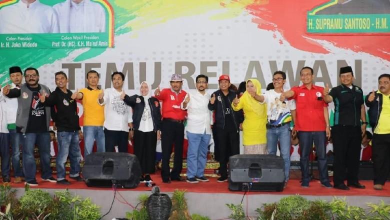 TKD Jatim Yakin Suara Jokowi Menang Hingga 70% di Bojonegoro