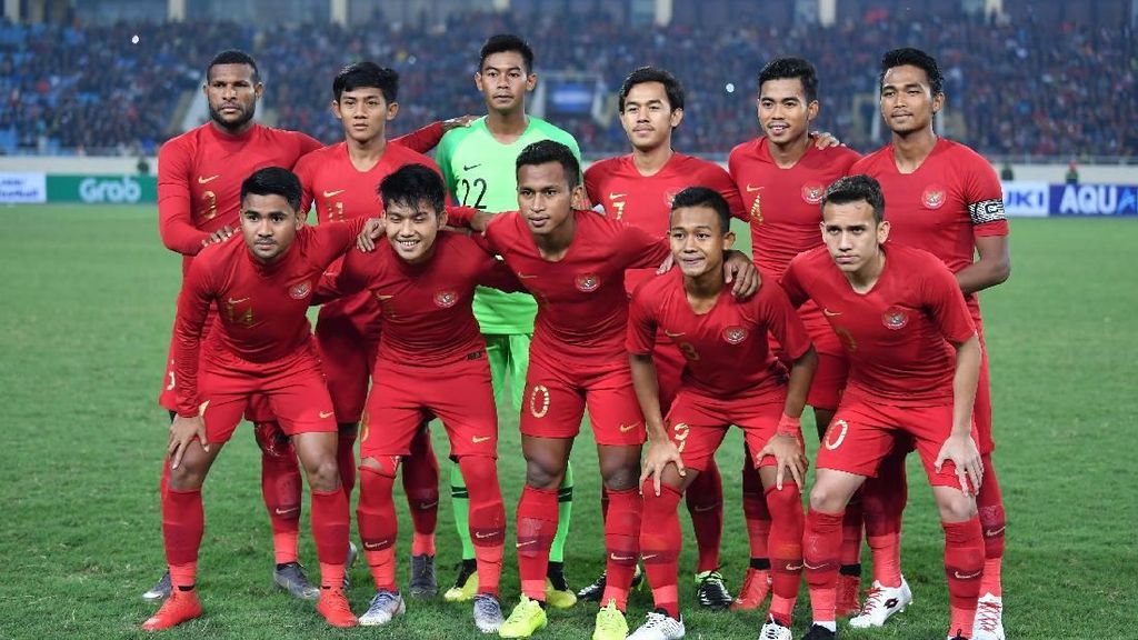 Jadwal Timnas Indonesia U-23 Vs Yordania