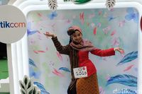 Tampilkan Bakat Kentrung Peserta Sunsilk Hijab Hunt 2019 Surabaya Pukau Juri