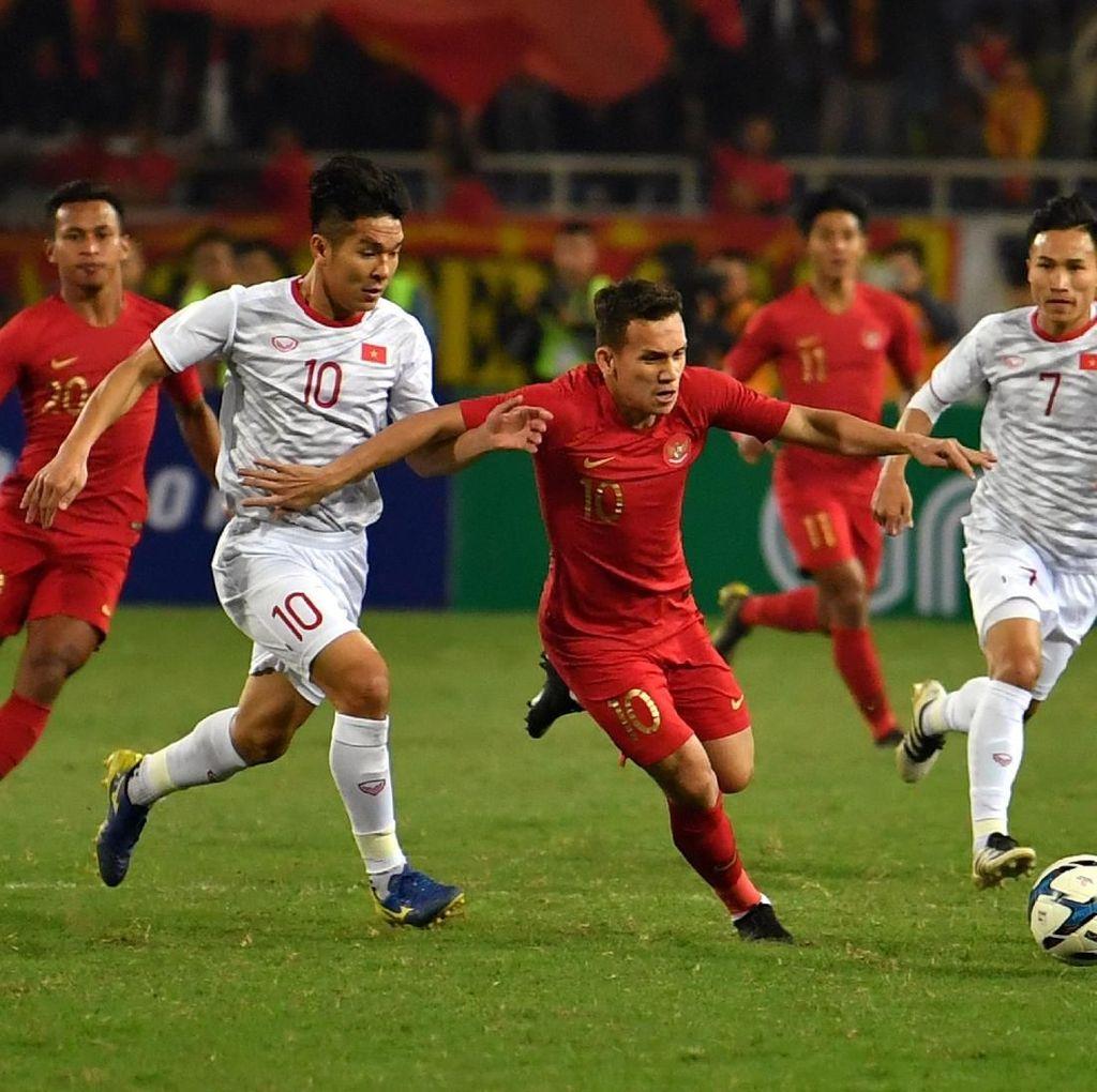 Juara AFF tapi Gagal ke Asia, Level Indonesia Masih Asia Tenggara