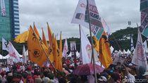 Bendera Golkar di Kampanye Prabowo, BPD Sulsel: Masa Menolak Dukungan?