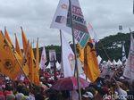 Bendera Golkar Muncul di Kampanye Prabowo, TKD Sulsel: Ada Niat Jahat
