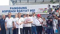 Relawan KPS Siapkan Truk Kampanye Jokowi di Banten