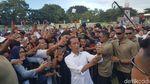 Foto: Keramaian di Kampanye Jokowi di Kota Serang