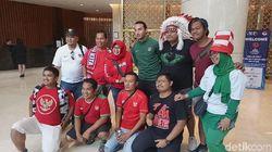 Ezra Walian Diburu Suporter Indonesia