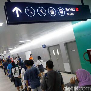 Tarif MRT Rp 8.500 Mahal Apa Murah? Ini Kata Pembaca detikcom