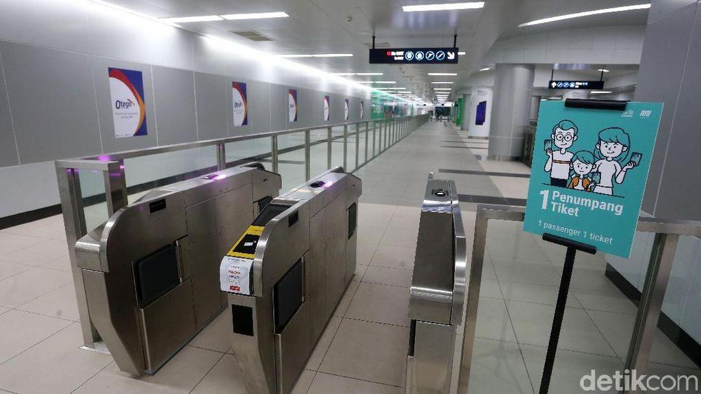 Tarif MRT Rp 8.500 Masih Bisa Berubah