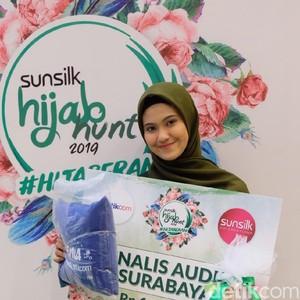 Peserta Audisi Sunsilk Hijab Hunt 2019 Surabaya yang Masuk Babak Final
