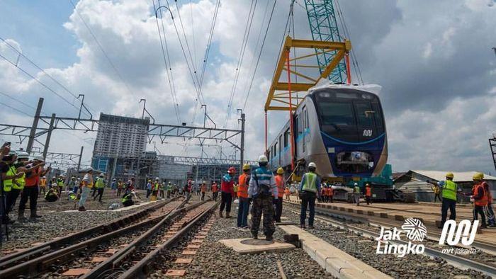 Foto: Istimewa/Instagram MRT Jakarta