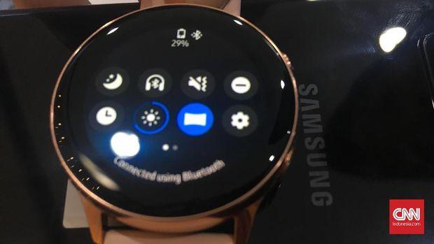 Jam Tangan Pintar Samsung Makin Modis, Tapi Boros Baterai