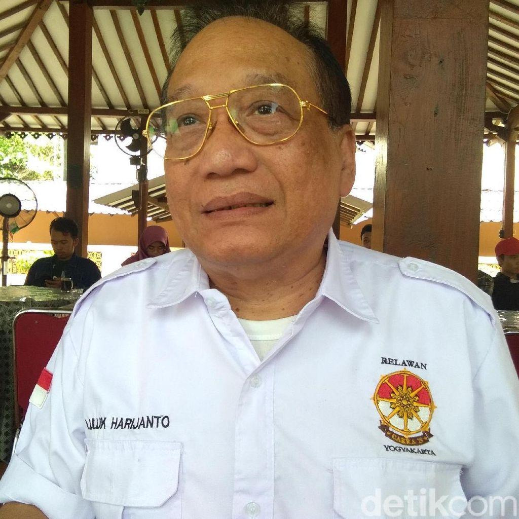 Cara Relawan Cakra 19 Menangkan Jokowi di Yogya: Perangi Golput dan Hoaks