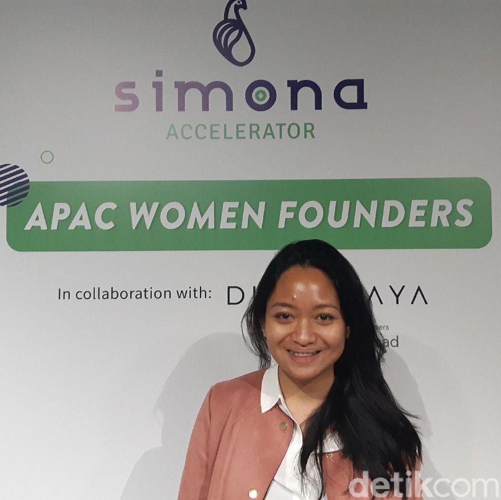 Simona Ventures Dukung Startup Perempuan Lewat Program Akselerator