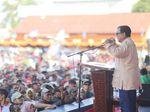 Kampanye di Merauke, Prabowo Sampaikan Belasungkawa untuk Sentani