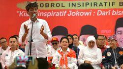 Angka-angka Target Kemenangan di Kampanye Terbuka Jokowi