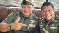 Letjen Herindra Klarifikasi Viral Pose 2 Jari: Simbol AKABRI 87