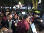 Kedatangan Jokowi ke Sentra Kuliner Malang Kagetkan Pengunjung